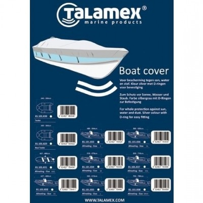 BOAT COVER XS
