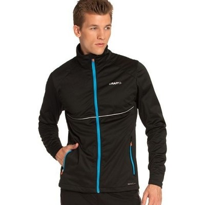 Foto van Craft PXC Light Softshell Jacket Zwart