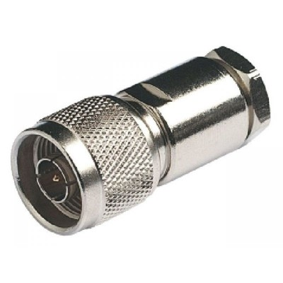 MALE CONNECTOR PL259 TWIST ON