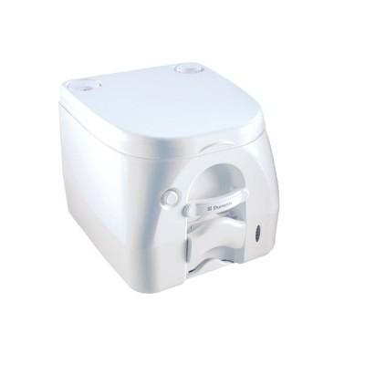 Foto van Dometic draagbare toilet GRIJS 9,8L