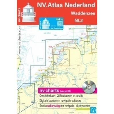 Foto van NV Atlas NL2 Waddenzee