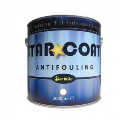 Foto van Starbrite Star*Coat Langzaam Zelfslijpende Antifouling - Wit