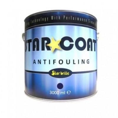 Foto van Starbrite Star*Coat Langzaam Zelfslijpende Antifouling - Navy Blue