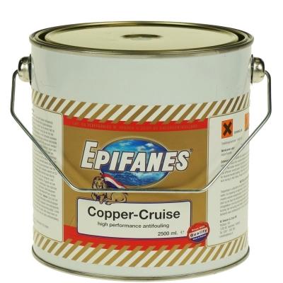 Foto van Epifanes Copper-Cruise antifouling 2.5 liter