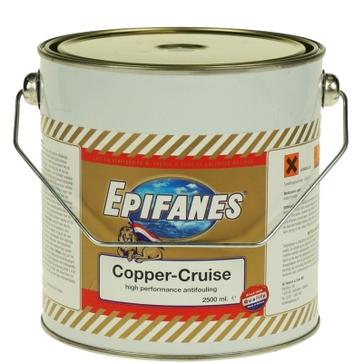Epifanes Copper-Cruise antifouling 2.5 liter