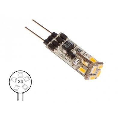 G4-warm wit (12xLED) 10W 0.8W