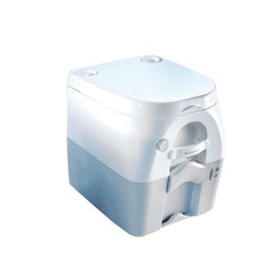 Foto van Dometic draagbare toilet GRIJS 18,9L