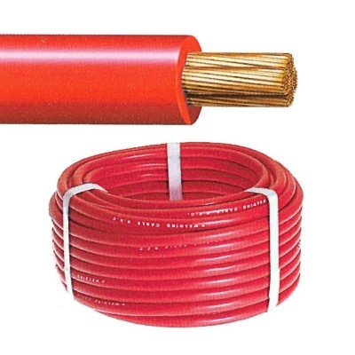 Foto van CN Combiflex Las/Accukabel 35 mm2 rood
