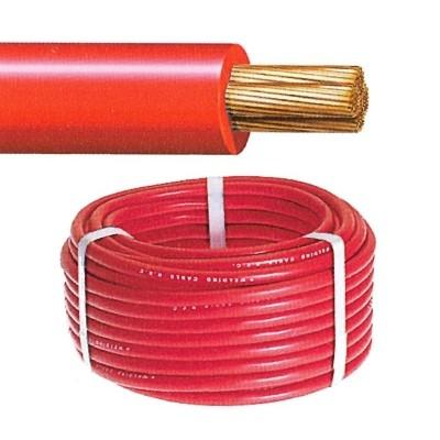 Foto van CN Combiflex Las/Accukabel 25 mm2 rood