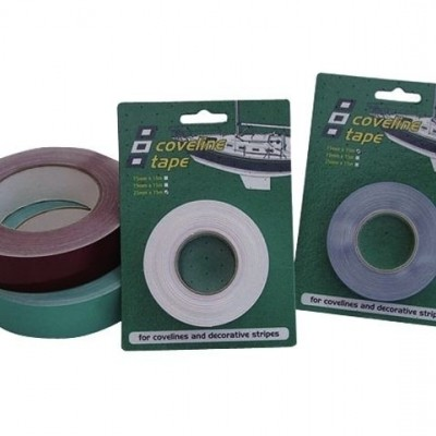 COVELINE TAPES RED 19MMX15M