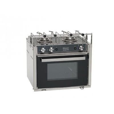 Dometic Moonlight II Oven met grill 2 pits