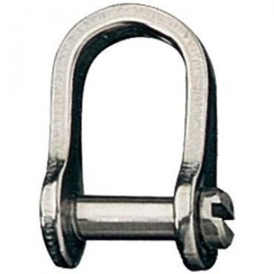 RF151 D-sluiting (schroef) 6 4 mm