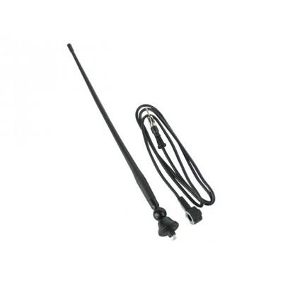 Boss marine rubber antenne zwart MRANT12W