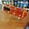 Afbeelding van G6228FM Players Edition Jet™ BT with V-stoptail, Flame Maple top, Ebony FB, Bourbon Stain