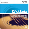 Afbeelding van DAddario EJ16 Phosphor Bronze light 012-053