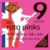 Afbeelding van Rotosound R9 Roto Pinks 009-042