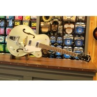 Foto van Gretsch G5420T Electromatic Hollow Body Aspen Green 250-6011-553