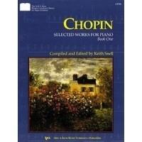 Foto van Chopin Selected Works For Piano 1
