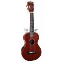 Foto van Mahalo MJ2VT/VNA Concert ukulele EQ+tuner incl. gigbag