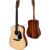 Foto van Eastman E8-D Solid Sitka Spruce top, solid Rosewood back and sides incl. case
