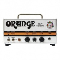 Foto van Orange Tiny Terror Head
