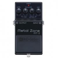 Foto van Boss MT-2 3A Metal Zone