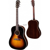 Foto van Eastman E20-SS Solid Adirondack Spruce top, solid Rosewood back and sides incl. case