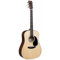 Foto van Martin D-12E, solid Sitka spruce top, solid Sapele back and sides incl. gigbag