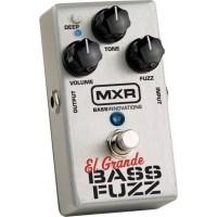 Foto van MXR M-182 El Grande Bass Fuzz