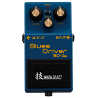 Foto van Boss BD-2w Waza Craft special edition Blues Driver