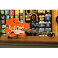 Foto van Gretsch G5420T Electromatic Hollow Body Orange 250-6011-512