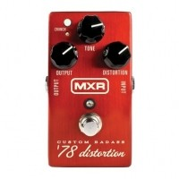 Foto van MXR M-78 Custom Badass 78 Distortion