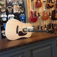 Foto van Eastman E1D, Solid Sitka spruce top, solid Sapele back and sides incl. Gigbag