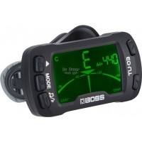Foto van Boss TU-03 Clip on tuner and metronome