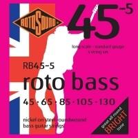 Foto van Rotosound RB45-5 Roto Bass
