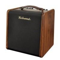 Foto van Richwood RAC-50, Akoestische gitaarversterker 50W