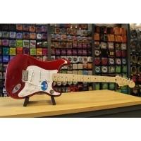 Foto van Fender Jimmie Vaughan Tex-Mex Stratocaster CAR MN incl. gigbag 013-9202-309