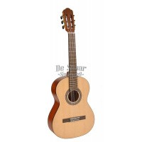 Foto van Salvador CS-234, 3/4 Junior, laminated spruce top, laminated sapele back and sides