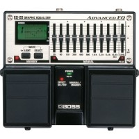 Foto van Boss EQ-20 Equalizer