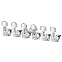 Foto van Schaller M6 Mini machine heads 6L