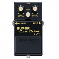 Foto van Boss SD-1 4A Super Overdrive