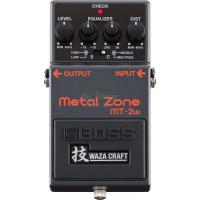 Foto van Boss MT-2w Metal Zone Waza Craft