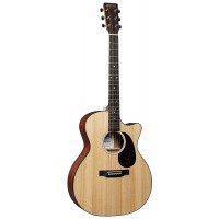 Foto van Martin GPC-11E, solid Sitka spruce top, solid Sapele back and sides, incl. softbag