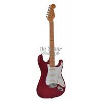 Foto van SX Guitars SST57-CAR Stratocaster