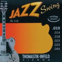 Foto van Thomastik Jazz Swing THJS-110 Flatwound