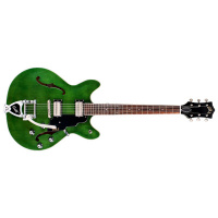 Foto van Guild Starfire I DC Emerald Green with Tremelo