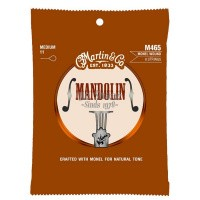 Foto van Martin M465 string set mandolin monel wound