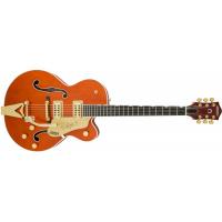Foto van Gretsch G6120T Players Edition Nashville® with String-Thru Bigsby®, Filter'Tron™ Pickups, Orange
