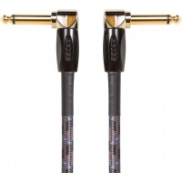 Foto van Boss Instrument Cable BIC-1AA 1ft / 30cm Angled/Angled 1/4