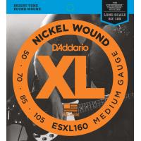 Foto van DAddario EXL160 Round wound 50-70-85-105